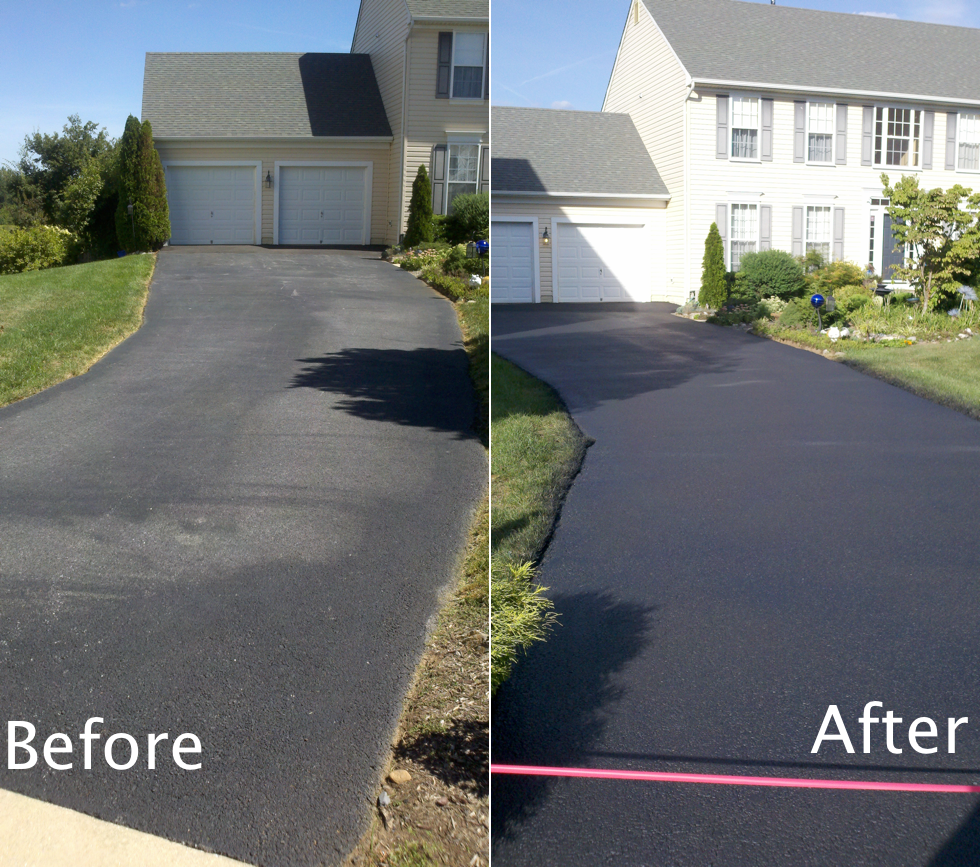 Driveway Sealcoating Frederick Md 21701